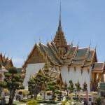 Der Palast ist groß
