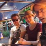 Cruizen mit Yanick und Anastasia