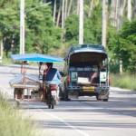 Relaxter Verkehr
