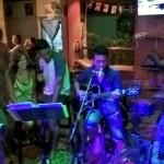 Edyta und Ahmed singen