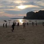 Strand-Fußball