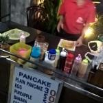 Schoko-Banane-Cashew-Pancakes!