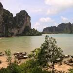 Klettern in Ton Sai - gute Aussicht