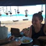 Essen bei Nathalie