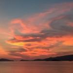 Sonnenuntergang - schöhön