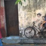 Bekanntes Fahrradmotiv