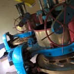 Urige Teetrockenmaschine