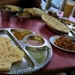Indisch Essen krönt den Tag