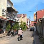 Meine Wohnstraße in Melaka