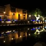 Melaka bei Nacht