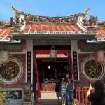 Tempel in Melaka